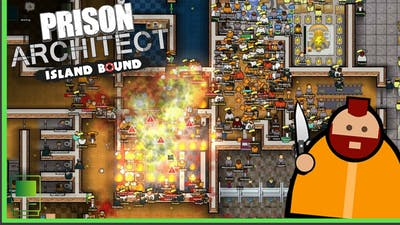 Let's Play Prison Architect: Island Bound ⛵ | Finale