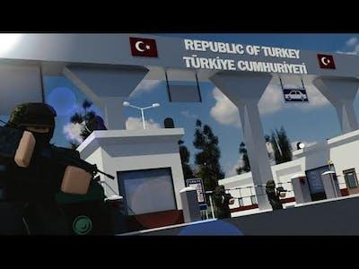 Jandarma Oldum. [TC] Türkiye-Bulgaria Border Zone