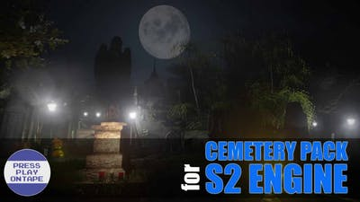 Cemetery Pack Video | S2 Engine HD