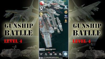 Game Play - Gunship Battle Total Warfare - Base level 4