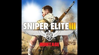 Sniper Elite 3 - Montage