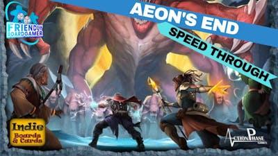 Aeons End - Speed through