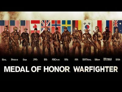 Medal of Honor Warfighter CRAZY GAME AGAINST FOMA