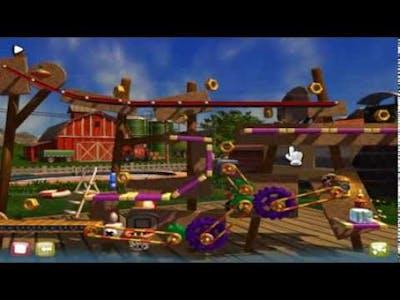 Crazy Machines Elements - Wind Jump (Part 20)