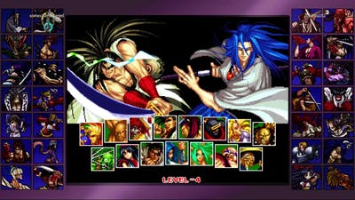Samurai Shodown 2 Unedited Fights (With Commentary)