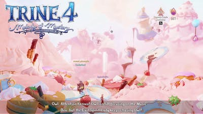 Let's Co-Op Play Trine 4: Melody of Mystery - Owl's Dream (Part 2)