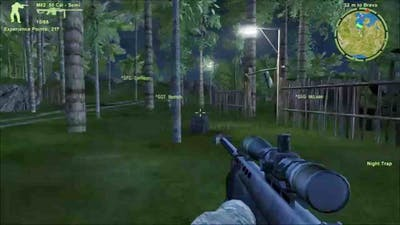 Delta Force Xtreme 2 (Monsoon Alley) Mission Night Trap ! PC Gameplay