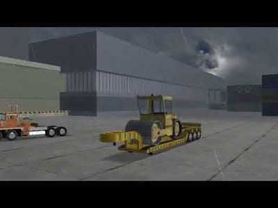 18 Wheels of Steel Convoy - Roll Transport Mission