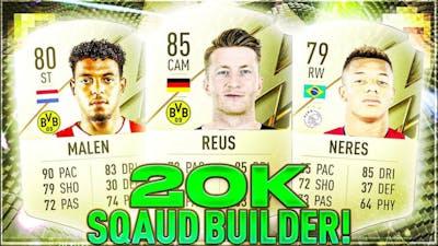 BEST 20K STARTER TEAM in FIFA 22! | Get More FIFA 22 Wins Instantly!