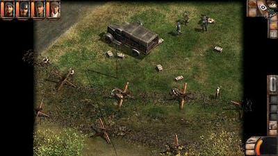 Commandos 2 Men Of Courage Remaster HD Bonus Mission 6 [1080p 30fps] (High Quality)