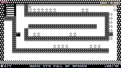 Super Life of Pixel - Initial Trial