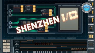 Shenzhen IO Early Access Gameplay 60fps