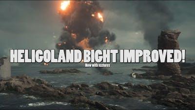 HELIGOLAND BIGHT IMPROVED! - Battlefield 1 turning tides gameplay