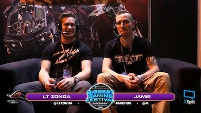 THE ZONDA SHOW - @JustJamieHDG Talkshow Interview!