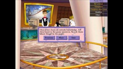 Leisure Suit Larry: Love For Sail #4