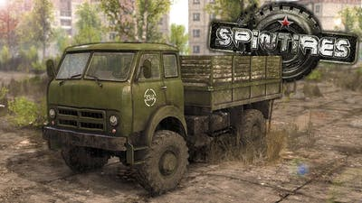 We Tried to Break into Chernobyl in the New DLC for Spintires Multiplayer Funny Moments!