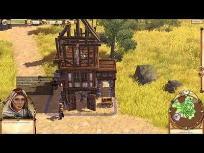 Settlers: Rise of an Empire Campaign Mission 1