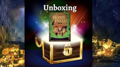 Unboxing: Hocus Pocus: The Game