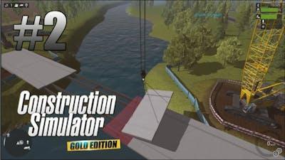 Construction Simulator 2015: Liebherr LR 1300 DLC #2 HD