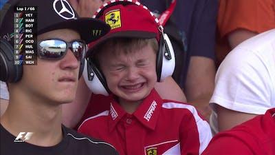 2017 Spanish Grand Prix: Race Highlights