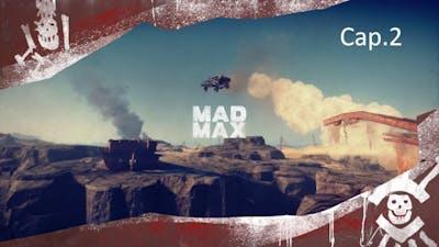 Mad Max - game play - capitulo 2 - 1ª carrocería
