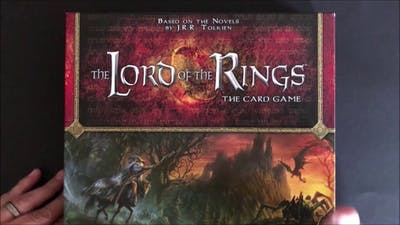 Perdido Key Gaming - The Lord of the Rings Card Game