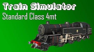 Train Simulator: Driving the Standard Class 4mt