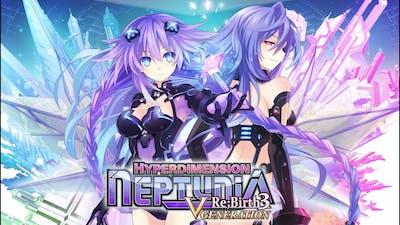 Hyperdimension Neptunia Re;Birth 3 V Generation [21] Bigger Not Better?