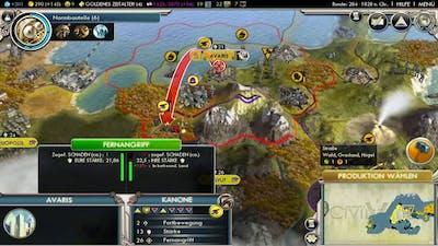 Let's Play Civilization 5 HD Part 39 - unsschöner Verlust