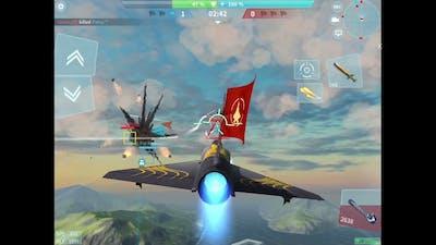 Air combat Gunship battle online game better than pubg