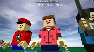 Blockland #1   Game showcase!