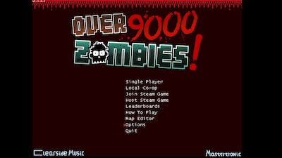 CHEAP GAMES - Over 9000 Zombies