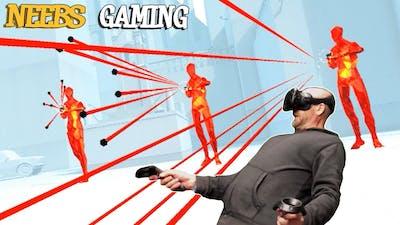SUPERHOT VR - Can Simon Do This?