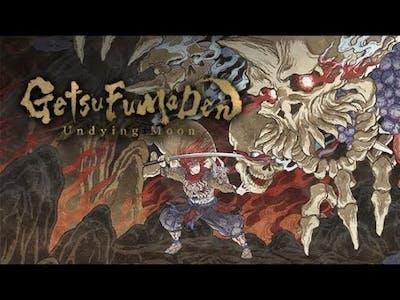 GetsuFumaDen: Undying Moon Gameplay 1080p 60fps