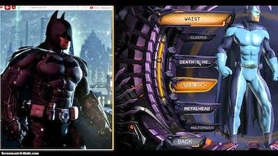 How to make: Batman from Arkham Origins: Part 1