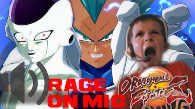 HILARIOUS RAGE ON MIC|DRAGON BALL FIGHTERZ