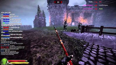 Chivalry: Deadliest Warrior Lets play- Part 222