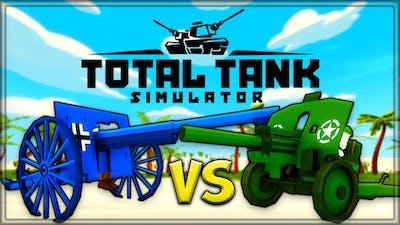 Total Tank Simulator Sandbox Battles