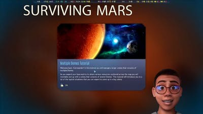 Learn about Domes in Surviving Mars; GAMING