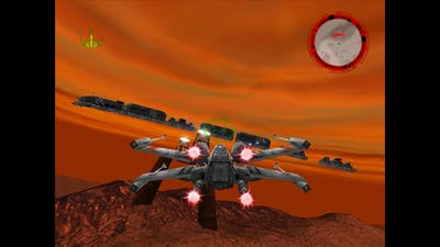 Star Wars: Rogue Squadron 3D - Rescue on Kessel