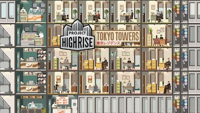 Strategically Playing Project Highrise: Tokyo Towers!
