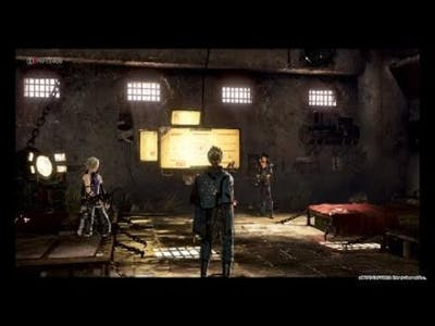 God Eater 3 Demo Gameplay