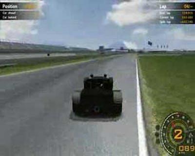 Race - Caterham expansion pack drift