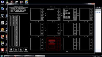 TIS-100 gameplay