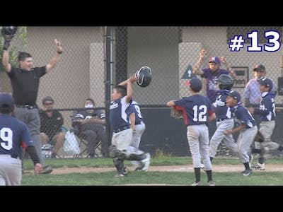 UNDEFEATED SEASON! | LITTLE LEAGUE SERIES GAME #13