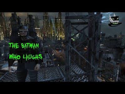 The Batman Who Laughs - Arkham City Mod