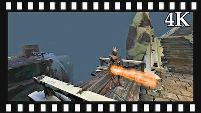 Enclave Light Campaign (Mission Survival - Northern watch) 4K 60FPS