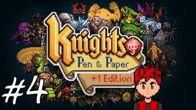Knights of Pen & Paper +1 Edition #4 - The Cursed King