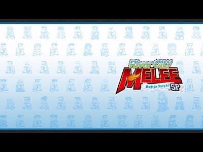 River City Melee: Battle Royal SP - Gameplay