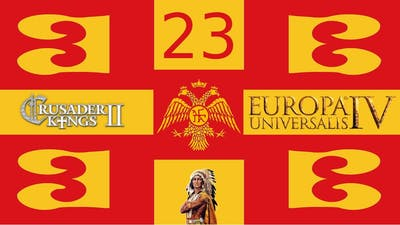 Converted EU4 - Byzantium #23 - Heavy Fighting